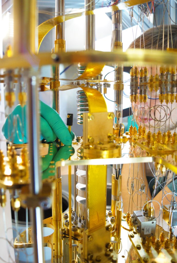 Engineering Jobs for the quantum computing industry- Delft